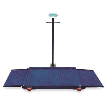 虎力 可移动带坡式平台秤,1500kg/0.5kg(秤台1200*1000mm)