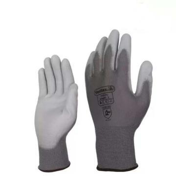 代尔塔DELTAPLUS PU涂层手套,201706-8,无硅PU耐脏精细操作手套