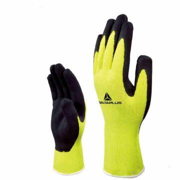 代尔塔 201733-8 舒适涂层无缝针织手套