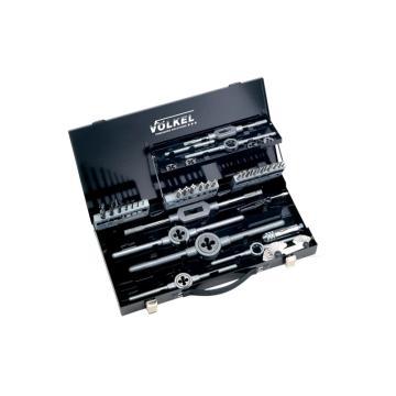 伯爵 钻头丝锥板牙套装,M3-12、手用丝锥3支/套