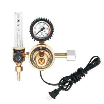 日出减压器,958-C25(JTR-03K),加热,适用气体:二氧化碳,输入压力:15Mpa