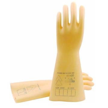 代尔塔DELTAPLUS 绝缘手套,207002-9,适用电压7500V