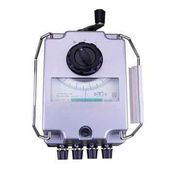 金川 ZC-8,100Ω接地电阻表