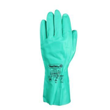 代尔塔 201801-9 经济型丁腈手套