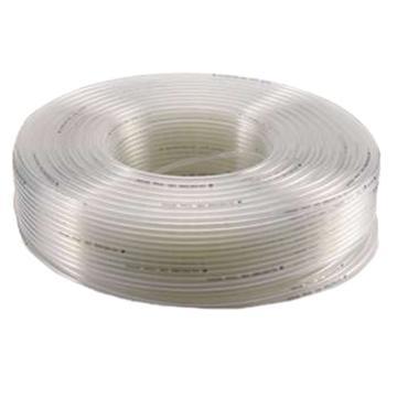 PU气管,Φ10×Φ6.5,透明,100M/卷,亚德客PUA1065-T