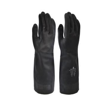 代尔塔 201510-9 重型氯丁橡胶手套
