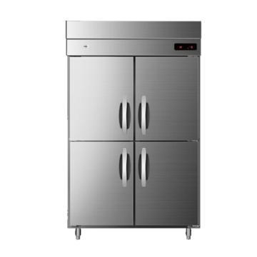 海尔 风冷无霜四门二藏二冻厨房冰箱,SL-980C2D2W,940L,打木架包装
