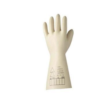 霍尼韦尔Honeywell 绝缘手套,2091921-10, 工作电压17000V(进口产品货期不稳,下单请咨询)
