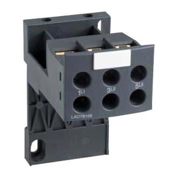 施耐德 过载继电器独立安装支架,LAD7B106