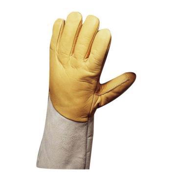 霍尼韦尔Honeywell 防寒手套,2058685-09,进口高性能防冻皮质手套