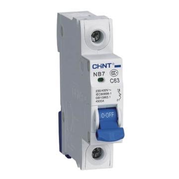 正泰CHNT 微型斷路器 NB7 1P 10A C型