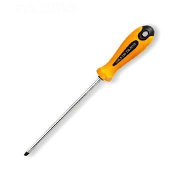 一字螺丝刀,弹性软胶柄,EL3-200(-)