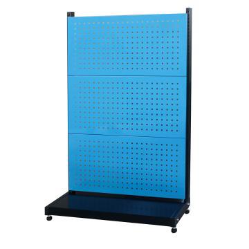 信高 固定型单面物料整理架(3方孔),960*375*1515mm,KR-1330,散件发货,安装费另询