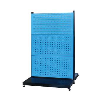 信高 固定型双面物料架(4方孔2百叶),960*630*1515mm,KR-2342,散件发货,安装费另询
