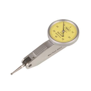 马尔 杠杆百分表,800S系列 ±0.04mm,4305200