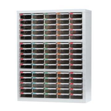 銳德 開放式零件箱,581*232*88075抽屜,PS(透明)