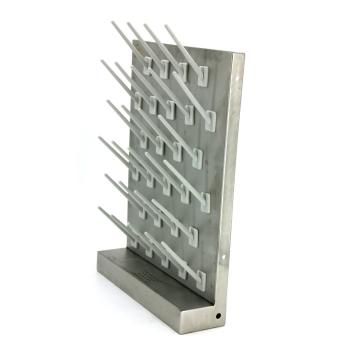 芯硅谷 不銹鋼小滴水架,單面,400×108×550mm,1個