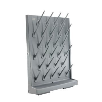 芯硅谷 聚丙烯小滴水架,單面,400×108×550mm,1個