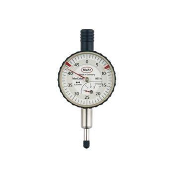 马尔 机械式百分表,803A系列 0-3mm*0.01,4324050