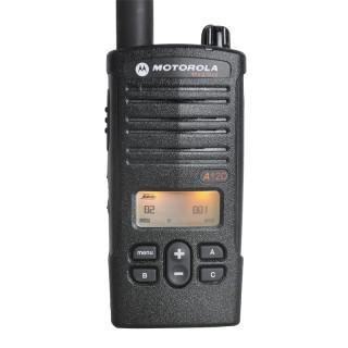 摩托罗拉A12D 对讲机(含摩托罗拉原装耳机)