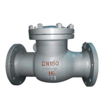 东海阀门 碳钢旋启式止回阀 H44Y-25C,DN65