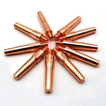 导电嘴,φ0.8,M6×40,松下式,紫铜