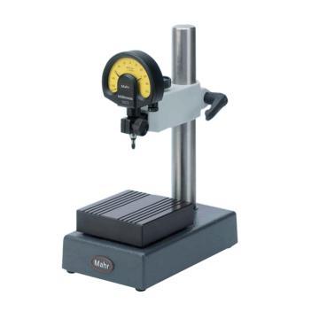 马尔 Mahr 小型比较仪座,陶瓷底座、820FC 110mm、带微调安装孔径为8mm,4433100,不含第三方检测