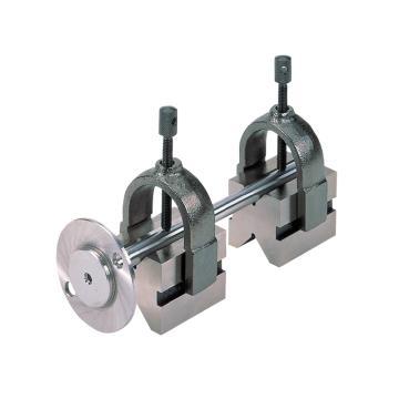三丰 V型块套装 181-902-10,工件最大直径25mm