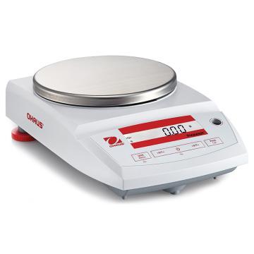电子天平,奥豪斯CP2102,精密天平,量程:2100g,读数精度:0.01g