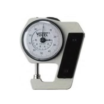沃戈耳 VOGEL 表盘测厚规,0-10mm,24 0404