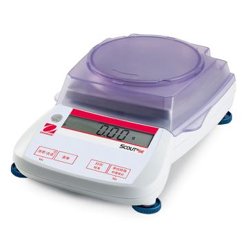 便携式天平,奥豪斯,SE系列,SE2001F,量程:2000g,读数精度:0.1g