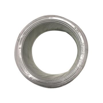 沪安 阻燃单芯软电线,ZR-BVR-10mm² 白 95m/卷