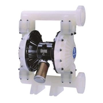 """固瑞克/Graco DB3311 1_1/2""""非金属壳体气动隔膜泵"""