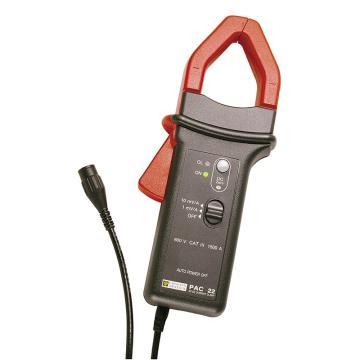 CHAUVIN ARNOUX/CA PAC22电流钳,量程可调,交直流,钳口直径42mm,BNC接头