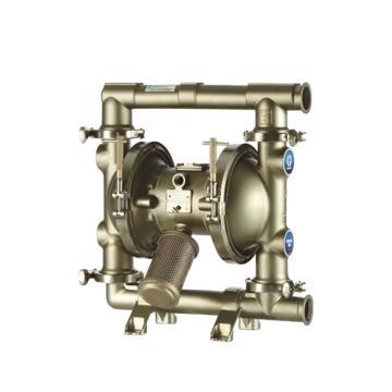 """固瑞克/GRACO FD2111 1_1/2""""金属壳体气动隔膜泵,FDA认证"""