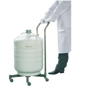 金凤 倾倒液氮用手推车(用于30升),YDC-470F-30