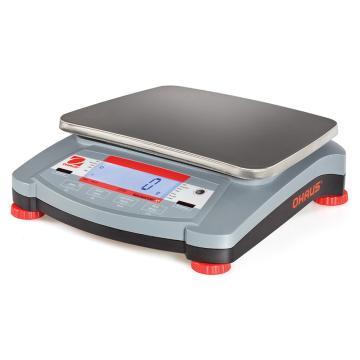 OHAUS便携式天平,10kg,1g,NVT10000B/3