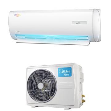 美的 1.5匹冷暖定频省电星挂机空调,KFR-35GW/DY-DA400(D3),区域限售