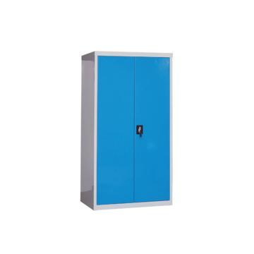 锐德 4层层板铁门型置物柜, 1000W*400D*1800H
