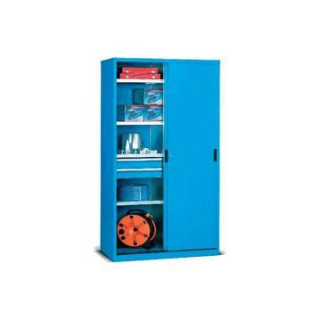 锐德 移门型置物柜, 1000W*600D*1000H