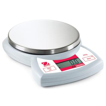 奥豪斯OHAUS 家庭用便携秤,量程:2000g,可读性:1g,CS2000,(购买前请咨询是否有货,售完即止)