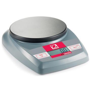 奥豪斯OHAUS 家庭用便携秤,量程:5000g,可读性:1g,CL5000T,(购买前请咨询是否有货,售完即止)