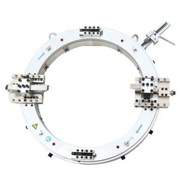 """博合雅 外钳式切割坡口机SFM2430,电动跟踪刀架,管径24""""-30"""",≤80"""