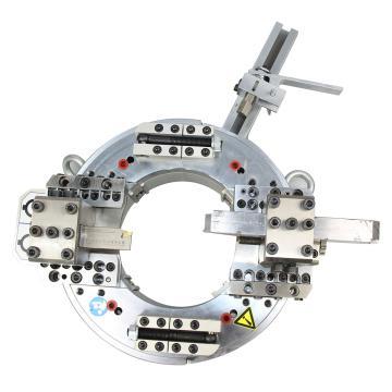 """博合雅 外钳式切割坡口机SFM0206,液压跟踪刀架,管径2""""-6"""",≤25"""