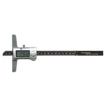 """沃戈耳 VOGEL 深度卡尺,200mm/8""""(金屬罩殼),22 81522,不含第三方檢測"""