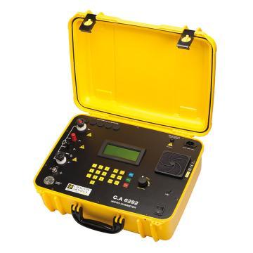 CHAUVIN ARNOUX/CA AEMC6292微欧计,最大测试电流200A,最高分辨率0.1μΩ
