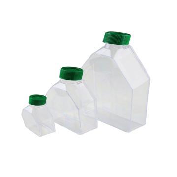 細胞培養瓶,濾膜蓋,滅菌,50ml,25cm2,10個/袋