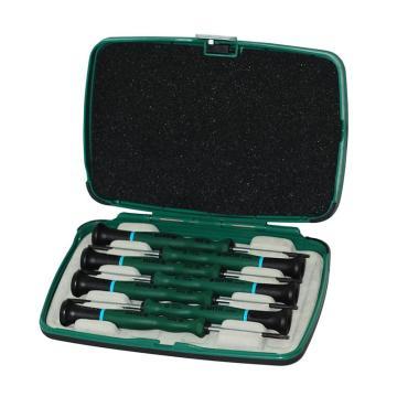 世达螺丝批套装,花型微型7件套, 09315