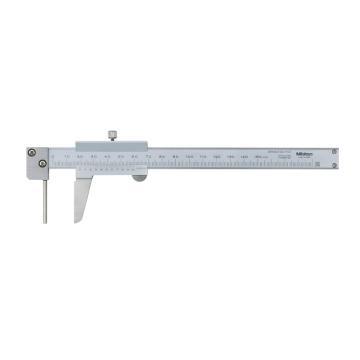 三丰 壁厚游标卡尺,0-150mm,536-161