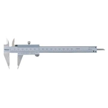 三丰 mitutoyo 尖爪卡尺,0-150*0.05mm,536-121